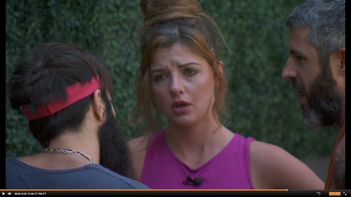 Big Brother 19 Spoilers: Week 9 POV Meeting Shocking Results - Explosive Fight Between Raven Walton and Jason Dent
