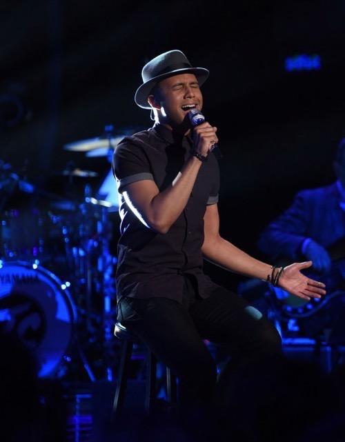 "Rayvon Owen American Idol 2015 ""Go Your Own Way"" Video 4/22/15 #IdolTop5"
