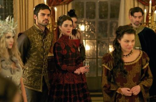 "Reign Recap Winter Premiere - Vatican Death Squad: Season 2 Episode 11 ""Getaway"""