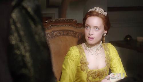 "Reign Recap - Catherine's Past Comes Back to Haunt: Season 3 Episode 12 ""No Way Out"""