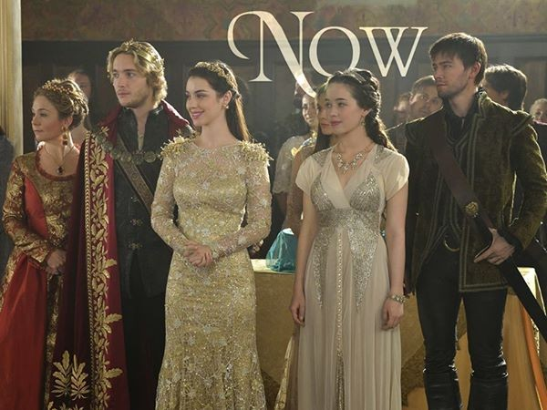 "Reign Recap - Mary and Catherine Kidnapped: Season 2 Episode 6 ""Three Queens"""