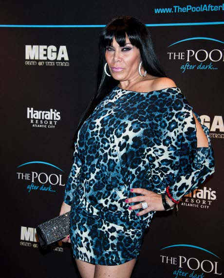 Mob Wives Renee Graziano Enters Rehab -- Learn Why She Is Hiding Out