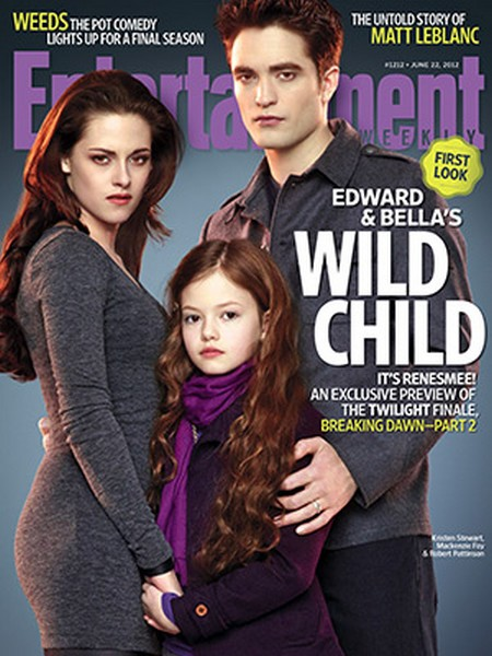 "New Sneak Peek At ""Breaking Dawn's"" Renesmee!"