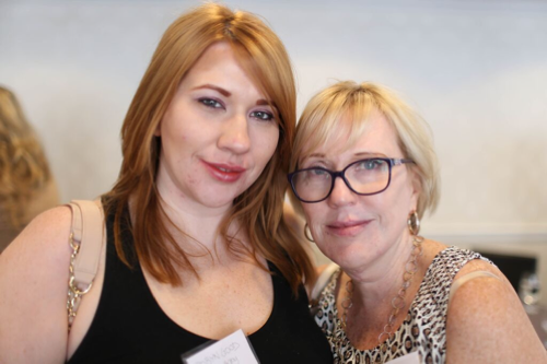 Mom and Daughter Beauty Day with Restylane® Silk