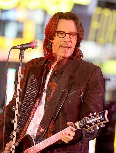 Rick-Springfield Busted DUI