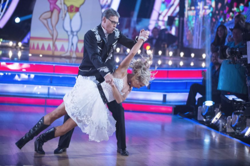 Rick Perry Dancing With The Stars Quickstep Video Season 23 Week 2 – 9/19/16 #DWTS
