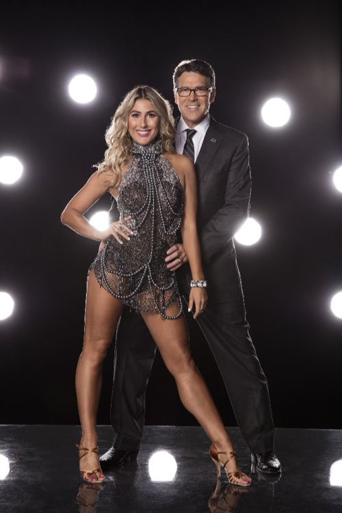 Rick Perry Dancing With The Stars Cha Cha Video Season 23 Week 1 – 9/12/16 #DWTS