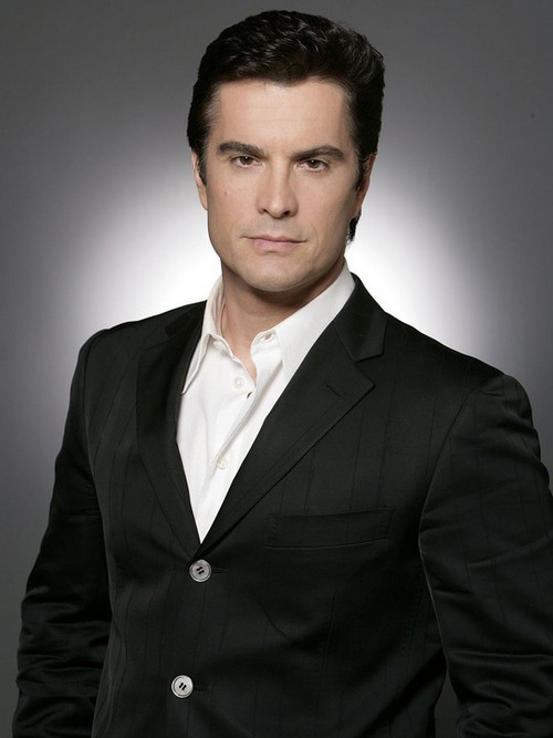 Rick Hearst Returns as General Hospital's Ric Lansing - Sonny Corintho's Half Brother