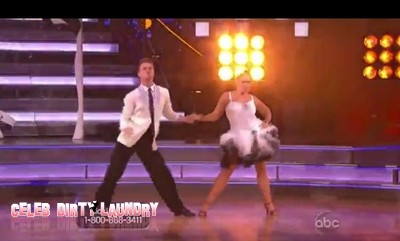 Ricki Lake's Dancing With The Stars Psycho Tango Finale Performance 11/22/11