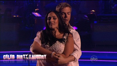 Ricki Lake's Dancing With The Stars Freestyle Finale Performance Video 11/21/11