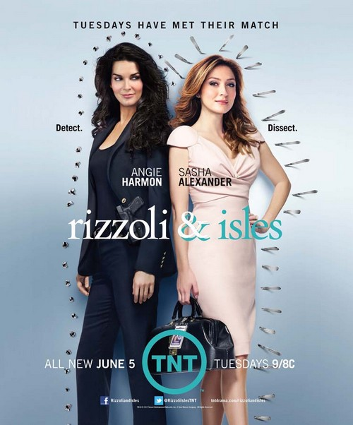 "Rizzoli & Isles Recap 7/1/14: Season 5 Episode 3 ""Too Good To Be True"""