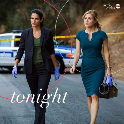 "Rizzoli & Isles Live Recap: Season 7 Episode 9 ""65 Hours"""