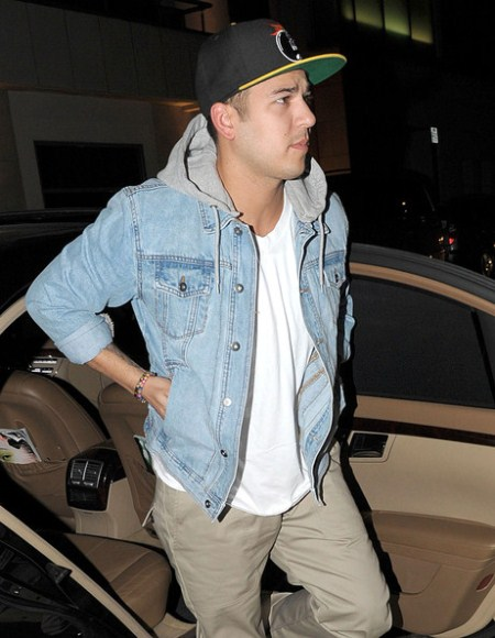 Rob Kardashian Slapped In The Face By Rapper