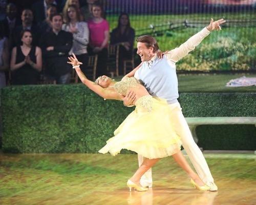 Robert Herjavec Dancing With The Stars Rumba Video Season 20 Week 3 – 3/30/15 #DWTS