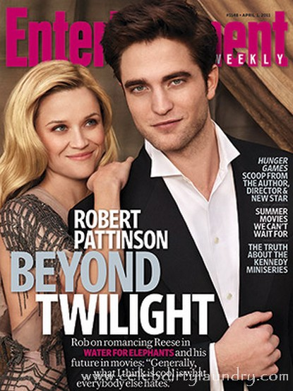 Robert-Pattinson-Reese-Witherspoon-EW-Cover