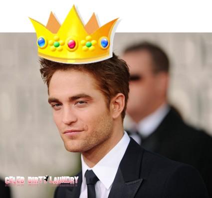 If Robert Pattinson Were King