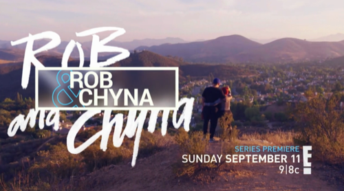 First Trailer Released for New E! Series 'Rob & Chyna'! - See It HERE!