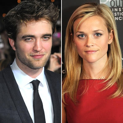Reese Witherspoon Finds Robert Pattinson Extraordinarily Attractive