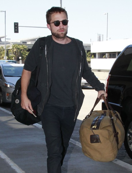 Robert Pattinson Spending All His Time With Katy Perry - Is Kristen Stewart Jealous? 0506