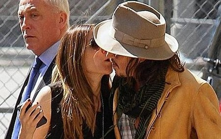 Johnny Depp A Serial Cheater: Slept With Publicist Robin Baum?