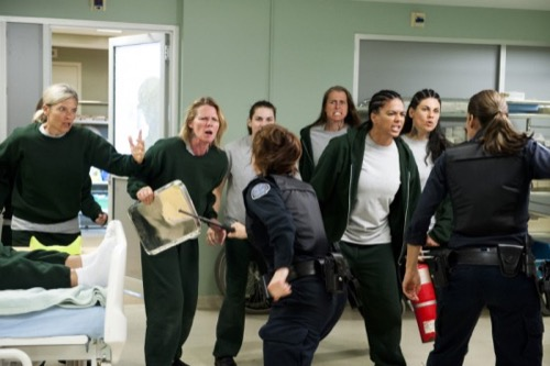 "Rookie Blue Recap 7/9/15: Season 6 Episode 3 ""Uprising"""