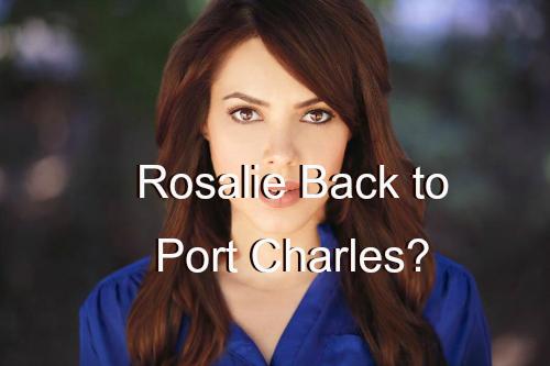 'General Hospital' Spoilers: Rosalie Back to Port Charles – Linda Elena Tovar Hints at Return