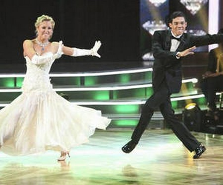 Roshon Fegan Dancing With The Stars Argentine Tango Performance Video 4/30/12