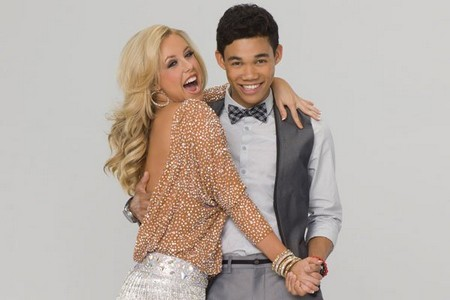 Roshon Fegan Dancing With The Stars Quickstep Performance Video 3/26/12