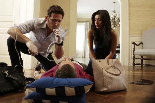 "Royal Pains Recap 7/8/13: Season 6 Episode 5 ""Goodwill Stunting"""