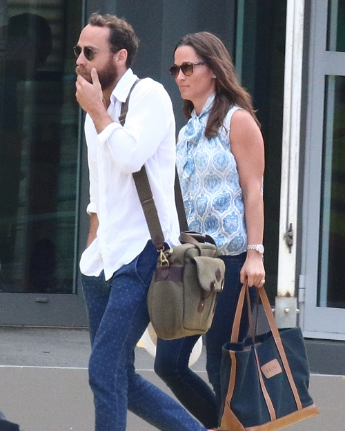 Pippa Middleton Furious: Kate Middleton's Brother James Middleton Plans Celebrity Wedding With Donna Air?