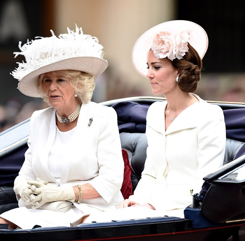 Camilla Parker-Bowles Puts Kate Middleton To Shame With Demanding European Royal Tour