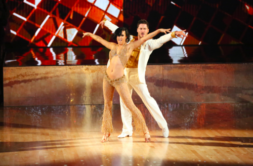 Rumer Willis Dancing With The Stars Waltz Video Season 20 Week 4 – 4/6/15 #DWTS