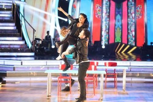 Rumer Willis Dancing With The Stars 60's Jive Video Season 20 Week 7 – 4/27/15 #DWTS