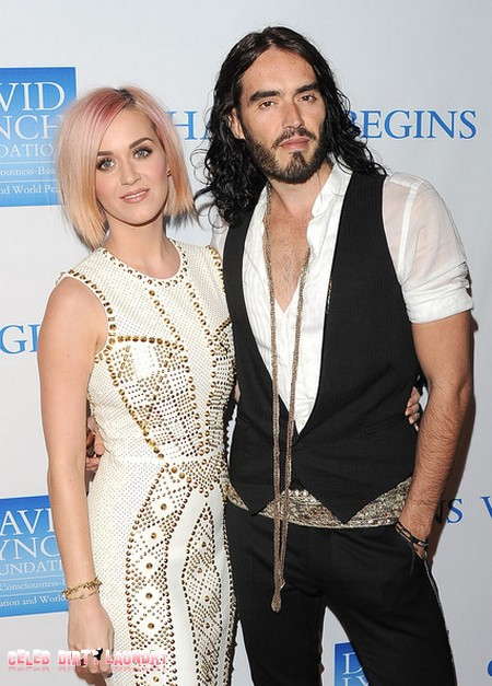All Over But The Crying As Russell Brand Dumps His Wedding Ring