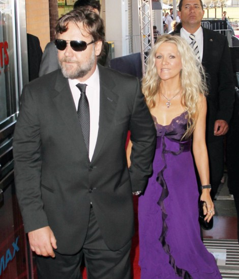Russell Crowe Splits With Wife Danielle Spencer After Nine Years 1014