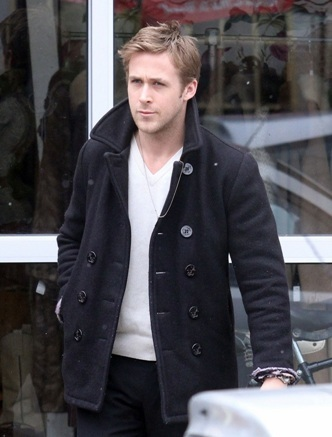 Ryan Gosling Spotted in Toronto!