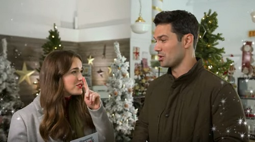 Hallmark Channel News: GH Alum Ryan Paevey Stars In 'Christmas At The Plaza'