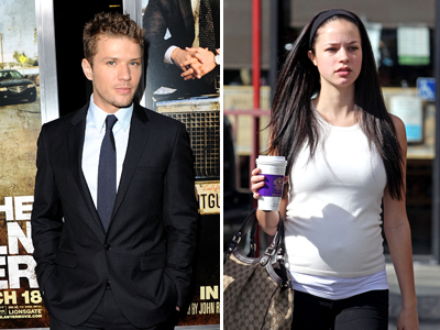 Ryan Phillippe Is The Father Of Alexis Knapp's Baby Claims Mom-In-Law