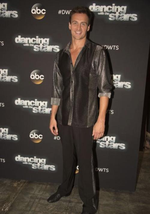 Ryan Lochte Dancing With The Stars Tango Video Season 23 Week 8 – 10/31/16 #DWTS