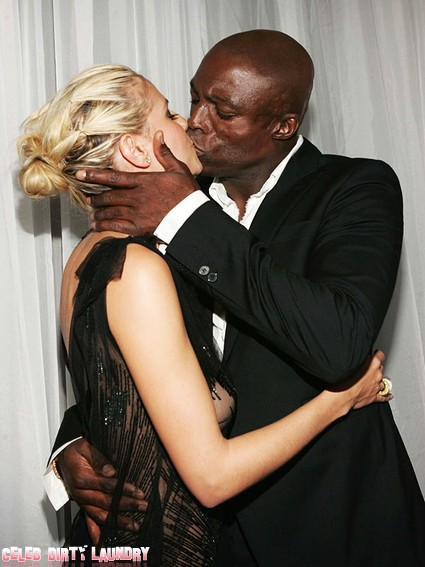 Heidi Klum, Seal Announce Their Separation
