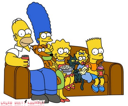 The Simpsons Celebrate A Milestone - 500 Episodes