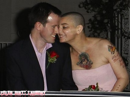 Sinead O'Connor Divorcing After 18 Days