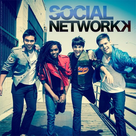CDL Exclusive: Interview With Boy Band Social Networkk 0723