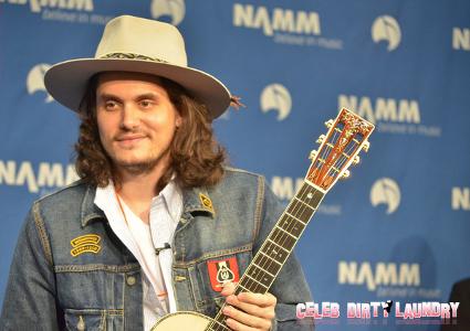John Mayer On 'Indefinite Break' From Performing