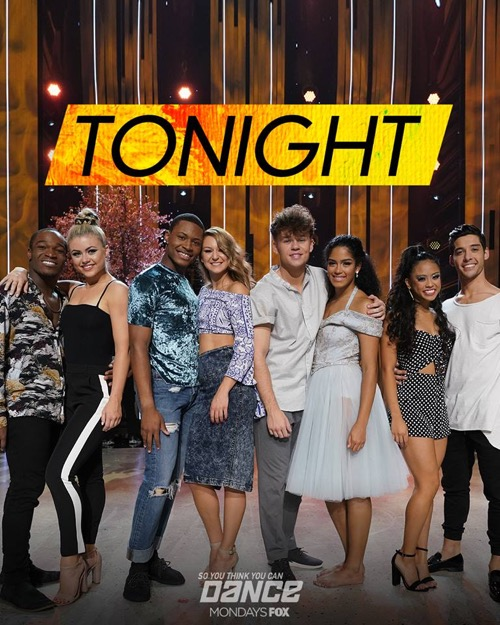 "So You Think You Can Dance (SYTYCD) Recap 8/20/18: Season 15 Episode 11 ""Top 8 Perform"""
