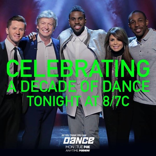 So You Think You Can Dance Recap - Decade of Dance Special Edition: Season 12