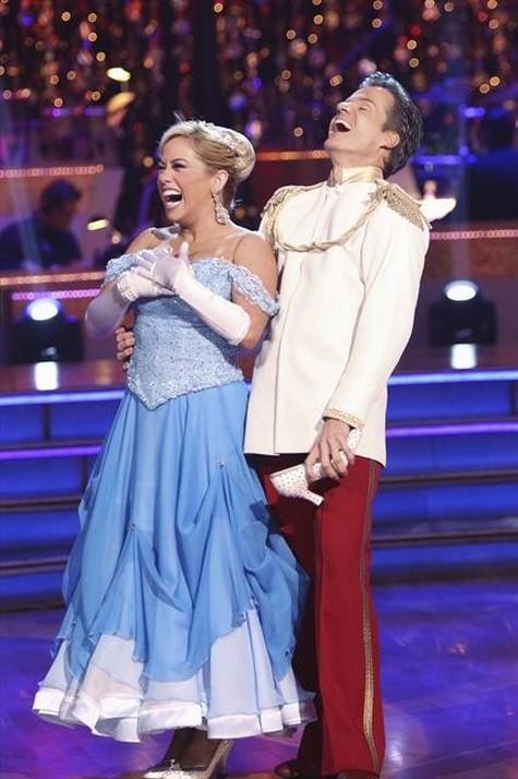 Sabrina Bryan Dancing With the Stars All-Stars Rumba Performance Video 10/29/12