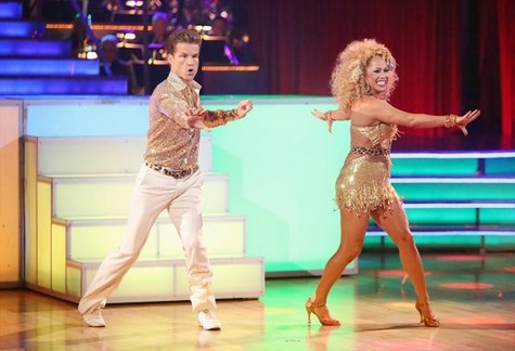 Sabrina Bryan Dancing With the Stars All-Stars Waltz Performance Video 10/23/12