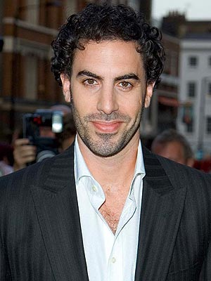 Photographer Drops Attack Charges Against Sacha Baron Cohen