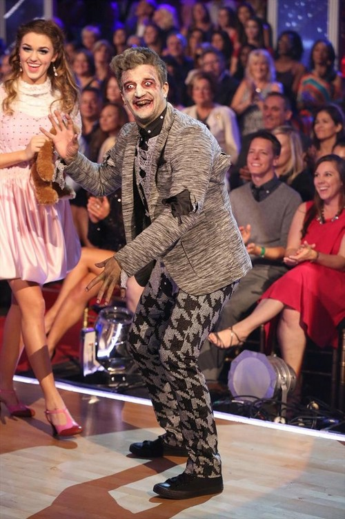Sadie Robertson & Mark Ballas Dancing With the Stars Contemporary Video Season 19 Week 8 #DWTS